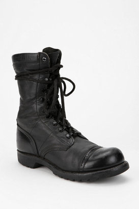 Urban Outfitters Urban Renewal Vintage Combat Boots