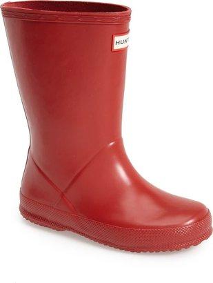 Hunter First Classic Waterproof Rain Boot