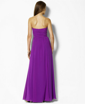 Lauren Ralph Lauren Lauren by Ralph Lauren Dress, Strapless Evening Gown