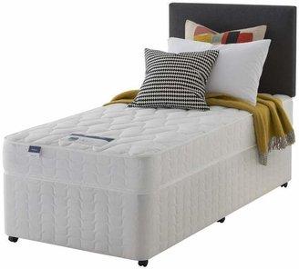 Silentnight Travis Miracoil Microquilt Divan Bed