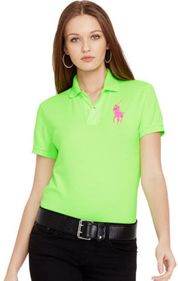 Ralph Lauren Pink Pony Pink Pony Classic Fit Polo $98 thestylecure.com