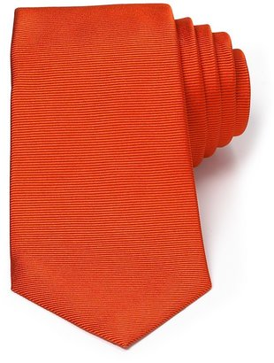 Turnbull & Asser Solid Rib Classic Tie $190 thestylecure.com