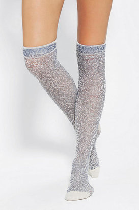 Urban Outfitters Queen Anne's Lace Knee High Sock