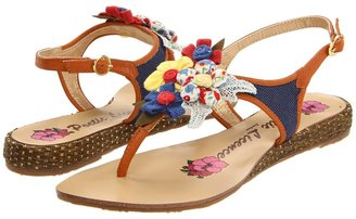 Poetic Licence Summer Hoopla (Denim) - Footwear