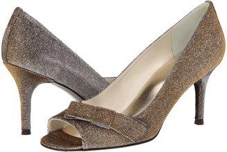 Stuart Weitzman & Evening Collection Bowover (Pyrite Nocturn) High Heels