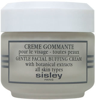 Sisley Paris Gentle Facial Buffing Cream With Botanical Extracts $95 thestylecure.com