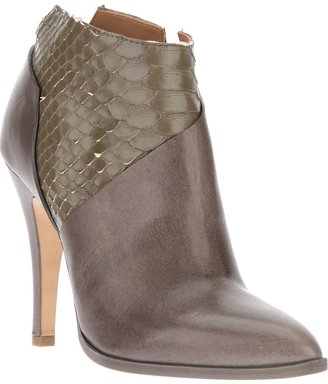 Maison Martin Margiela pointed toe ankle boot