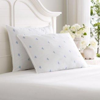 Firm Bronze Logo Pillow