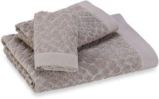 Kenneth Cole Reaction Home Python 27-Inch x 54-Inch Bath Towel