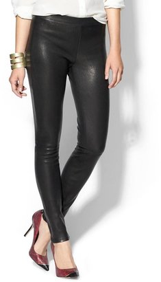 J Brand Leather Legging