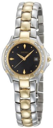 Seiko Women's SXDB08 Reflections Diamond Watch $295 thestylecure.com