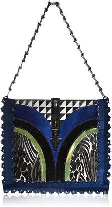 Proenza Schouler Accessories Mixed Tambourine Bag