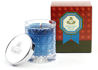 Agraria Mediterranean Jasmine Petite Crystal Cane Candle/3.4 oz.
