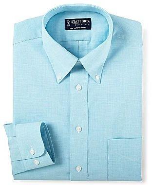 JCPenney Stafford® Essentials Oxford Dress Shirt