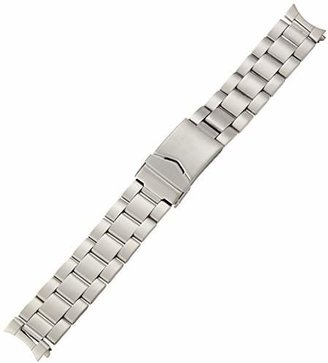 Hadley Roma Hadley-Roma Men's MB5916RWSandC-18 18-mm Watch Bracelet