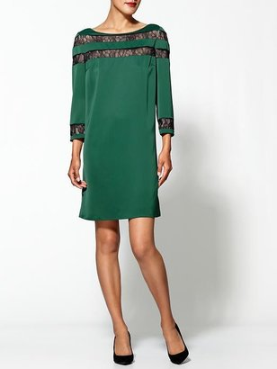 Erin Fetherston Pia Lace Shift Dress