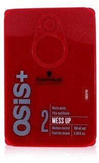 Schwarzkopf Osis+ Mess Up Matt Gum (Medium Control) 100ml/3.4oz