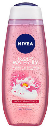 Nivea Touch of Waterlily Moisturizing Body Wash Water Lily