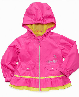 Hawke & Co Kids Coat, Toddler Girls Rain Jacket