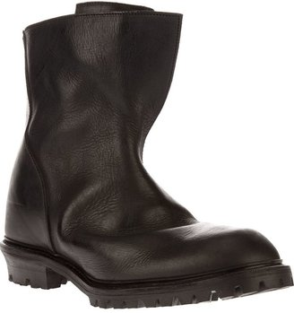 Julius calf length boot