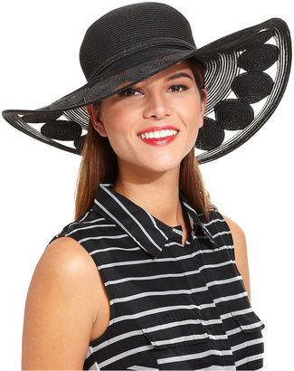 Nine West Hat, Dot Floppy