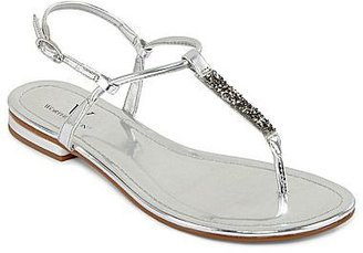 JCPenney Worthington® Jill Embellished Thong Sandals