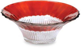 Mikasa Crimson Dawn Hostess Bowl
