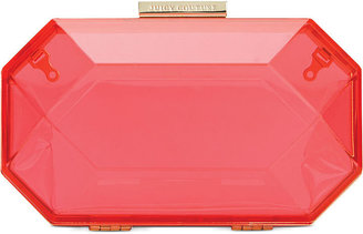 Juicy Couture Orange Crest Minaudiere