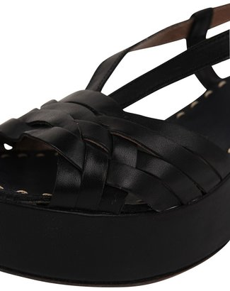 Progetto Woven Platform Sandal