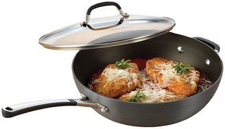 "Calphalon Simply Nonstick 12"" Jumbo Fryer & Lid"