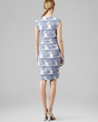 Reiss Dress - Rica Jersey Print