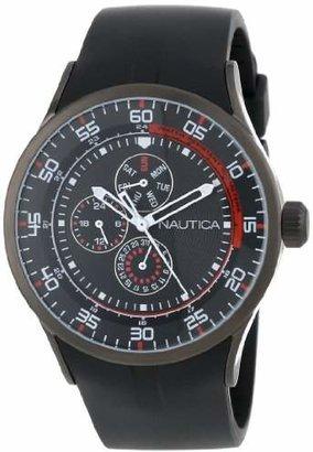 Nautica Unisex N15649G NST 17 Multi Function Watch $88.99 thestylecure.com
