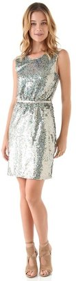 Erin Fetherston One by Sequined Sheath Dress