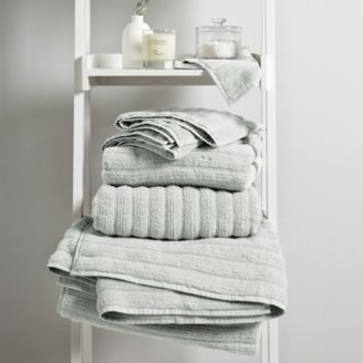 The White Company Hydrocotton Towels, White, Super Jumbo