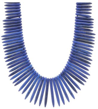 Kenneth Jay Lane Bone Sticks Necklace