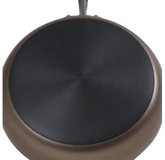 Anolon 3.5-qt. Nonstick Advanced Bronze Collection Straining Sauce Pan