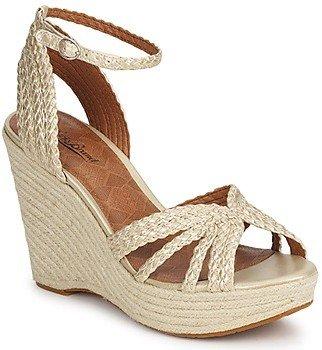 Lucky Brand LAINEY women's Sandals in Beige