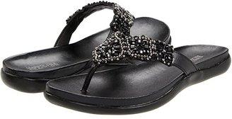 Kenneth Cole Reaction Glam-athon (Black) Women's Sandals