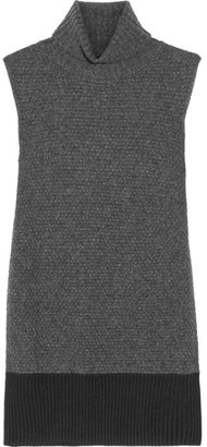 Reed Krakoff Wool-blend turtleneck top