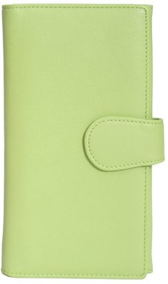 Royce Leather credit card clutch