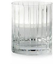 Rogaska Avenue Double Old-Fashioned Glasses, Set of 2