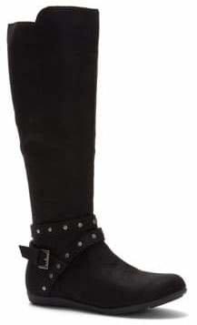 Fergalicious Bridges Knee-High Boots