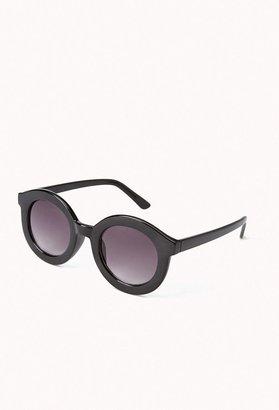 Forever 21 F1711 Retro Round Sunglasses
