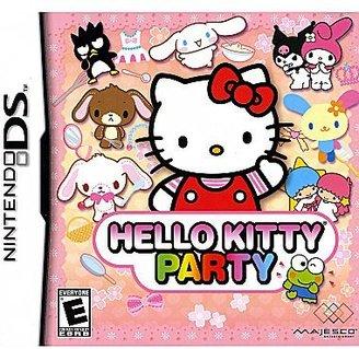 Nintendo DS Hello Kitty Party