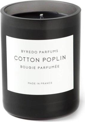 Byredo 'Cotton Poplin' scented candle