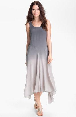 Eileen Fisher Ombre Silk Dress