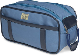 Buxton Orleans Multi-Zip Travel Case