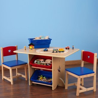 Kid Kraft Star Table & Chair Set
