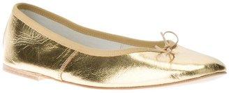 Suzie Mas ballerina pump