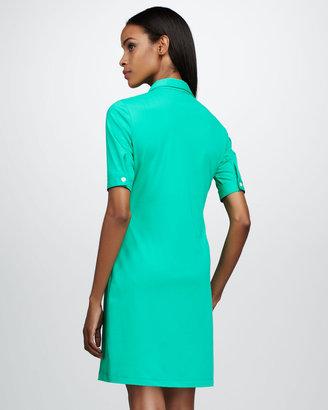 Neiman Marcus Polo Dress